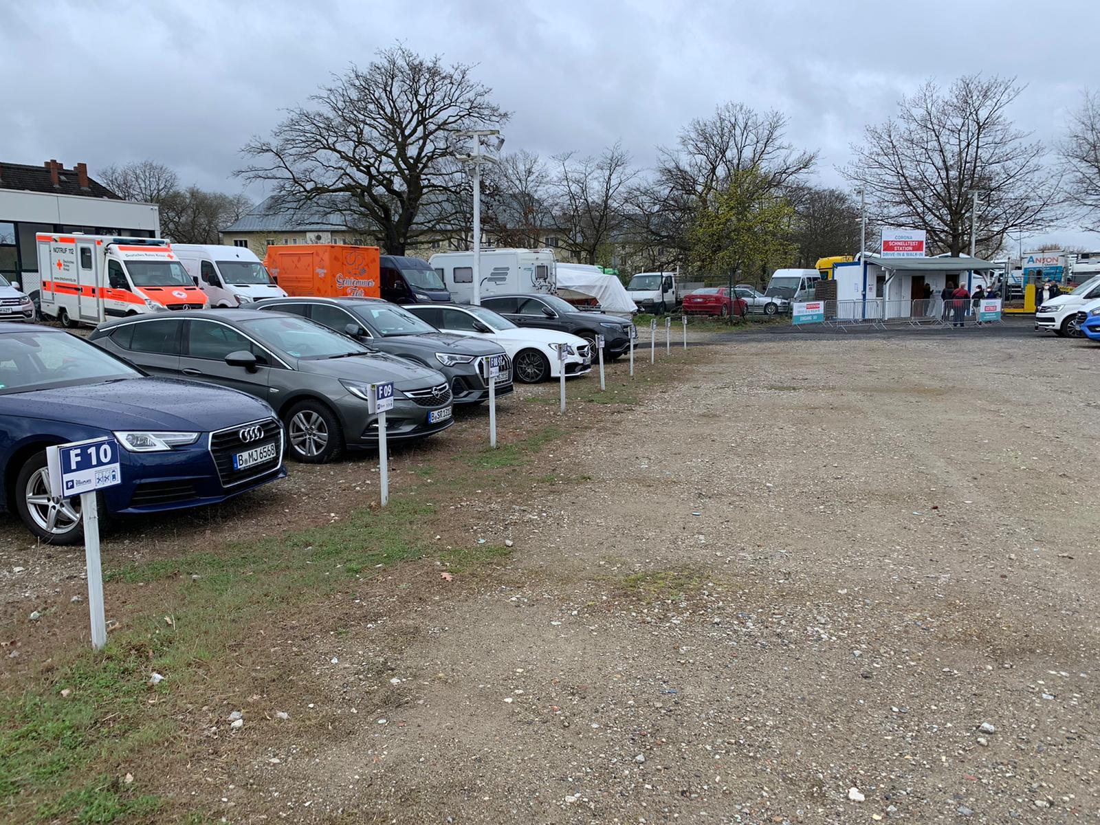 Schnelltest Kutschi Parkplätze vorhanden